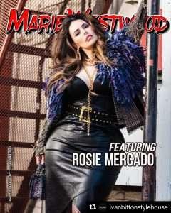 Marie Westwood Magazine - Rosie Mercado