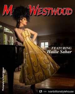 Marie Westwood Magazine - Hailie Sahar
