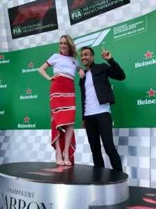 Annie Villeneuve - F1 Grand Prix de Montréal